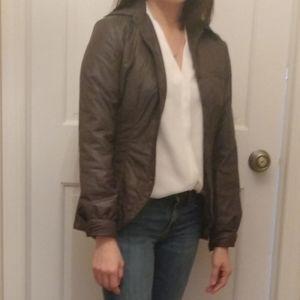 Armani Collezioni Lightweight Nylon Jacket